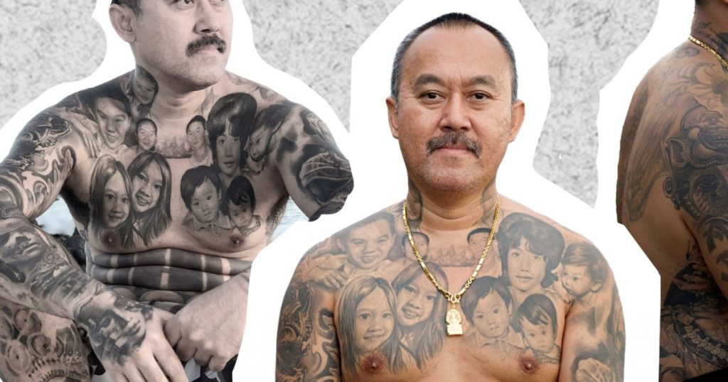 How L.A. gang, prison experience shaped one tattoo artist