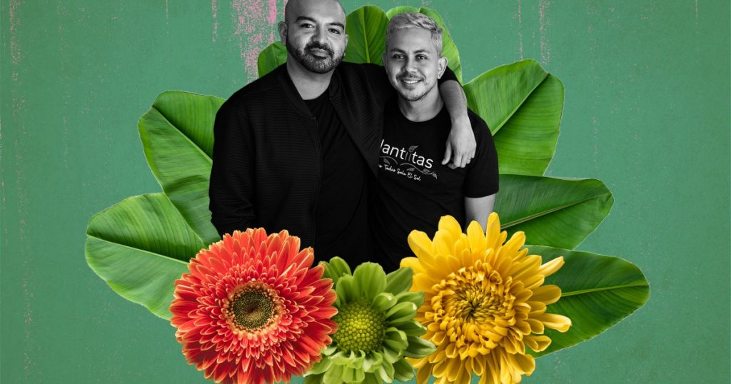 Queer, Latinx-owned Long Beach plant shop boosts inclusivity