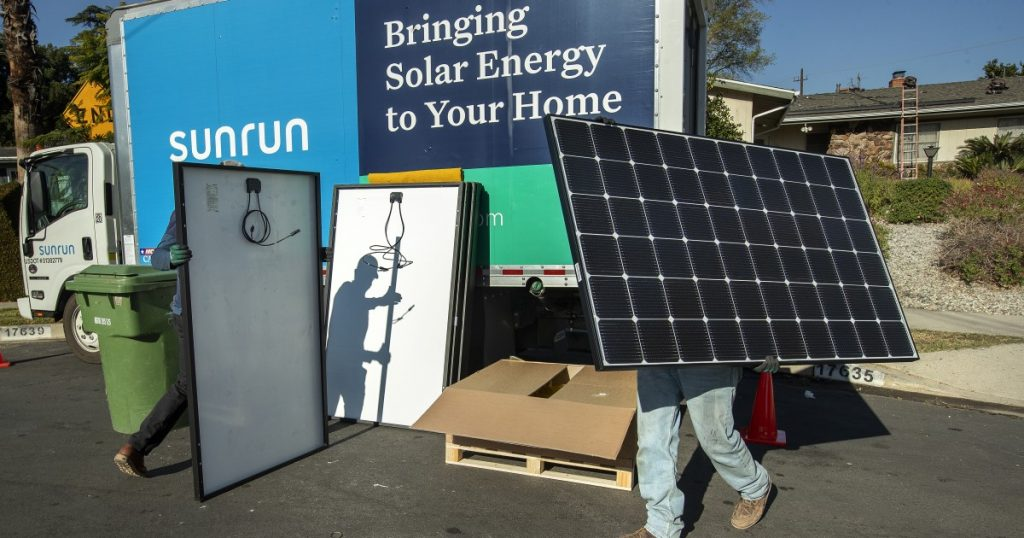 When a solar customer died, Sunrun wouldn't end her contract