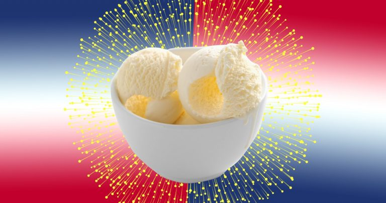 Need a sweet July 4th recipe? Try homemade ice cream