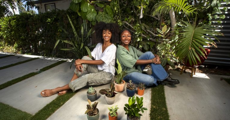 L.A.-based shop the Nice Plant makes self-care cool for POC