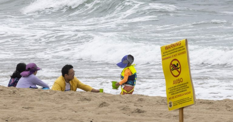 Water samples at Dockweiler State Beach return to state standards